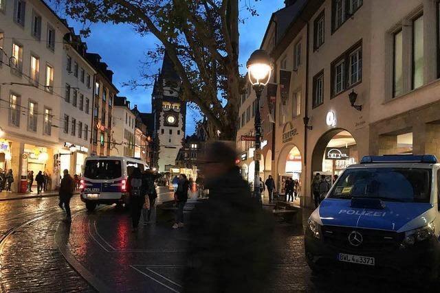 Live-Ticker zum Nachlesen: Tausende demonstrieren in der Freiburger Innenstadt nach Gruppenvergewaltigung