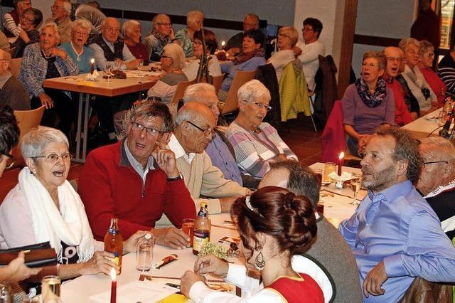 Senioren-Café in Seelbach
