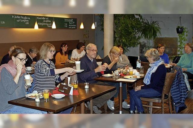 Kulinarische und literarische Genüsse
