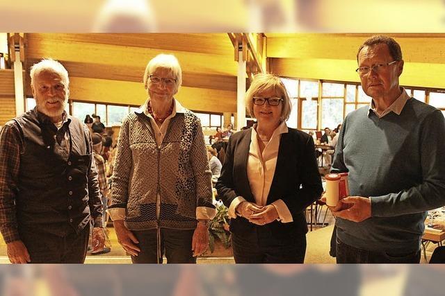 Austausch und Infos für Senioren