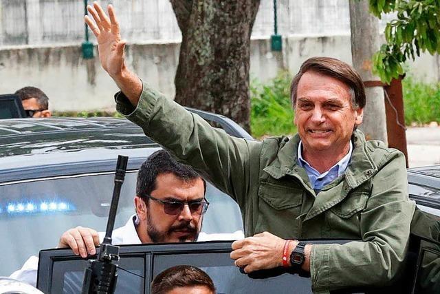 In Brasilien wird es harte Konflikte geben