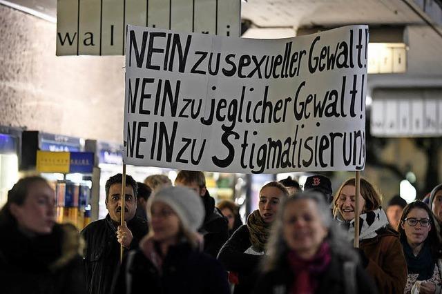 Sexualstraftat wühlt Freiburg auf