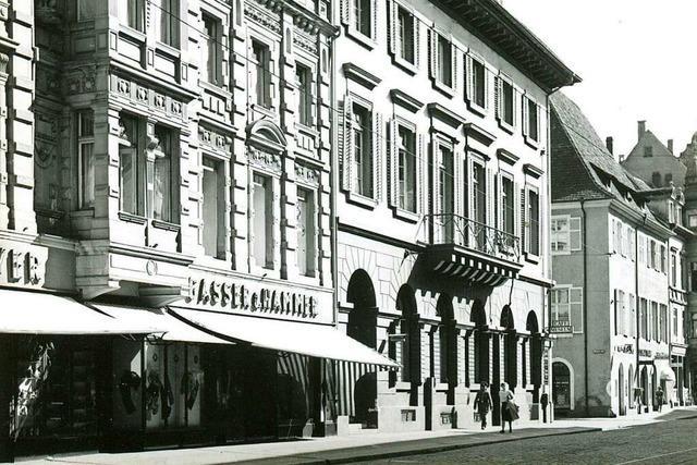 Wie das Heiliggeistspital zum Breuninger-Kaufhaus wurde