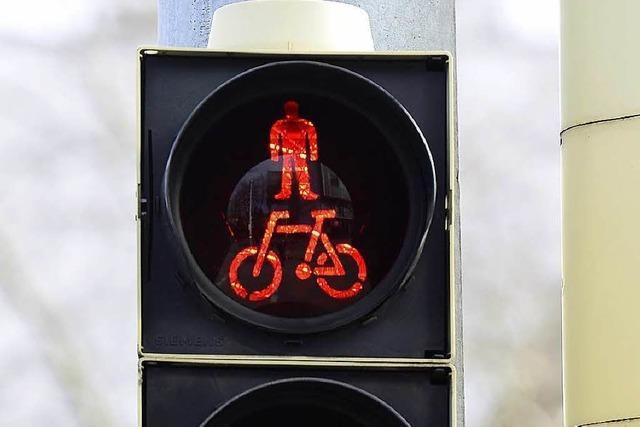 Fußgängerin in Lörrach wird von Auto angefahren