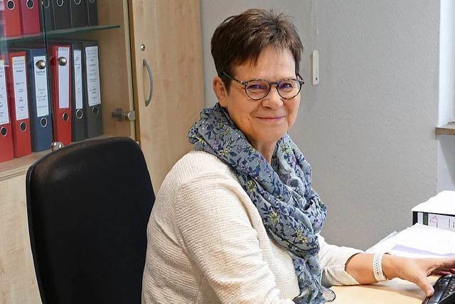 Bad Säckinger Bürgermeistermanagerin Gabriele Wöhrle-Metzger tritt in den Ruhestand