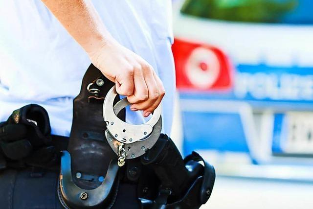 Polizei nimmt mutmaßlichen Sexualstraftäter in Freiburg fest