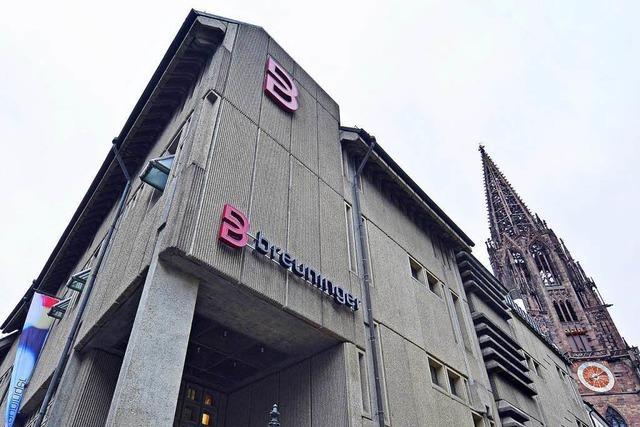 Die Freiburger Breuninger-Filiale wird 25 Jahre alt