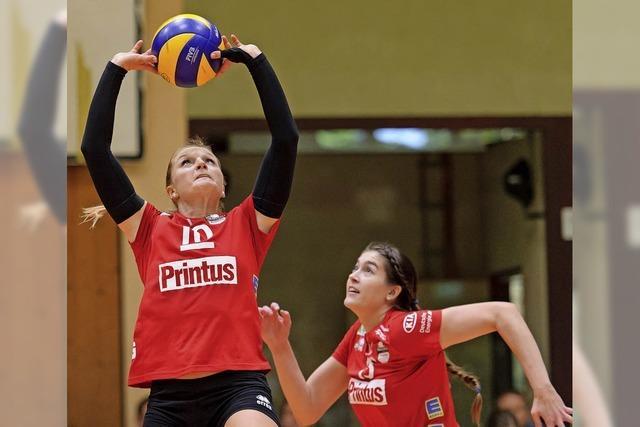 VC Printus Offenburg fiebert Pokal-Achtelfinale entgegen