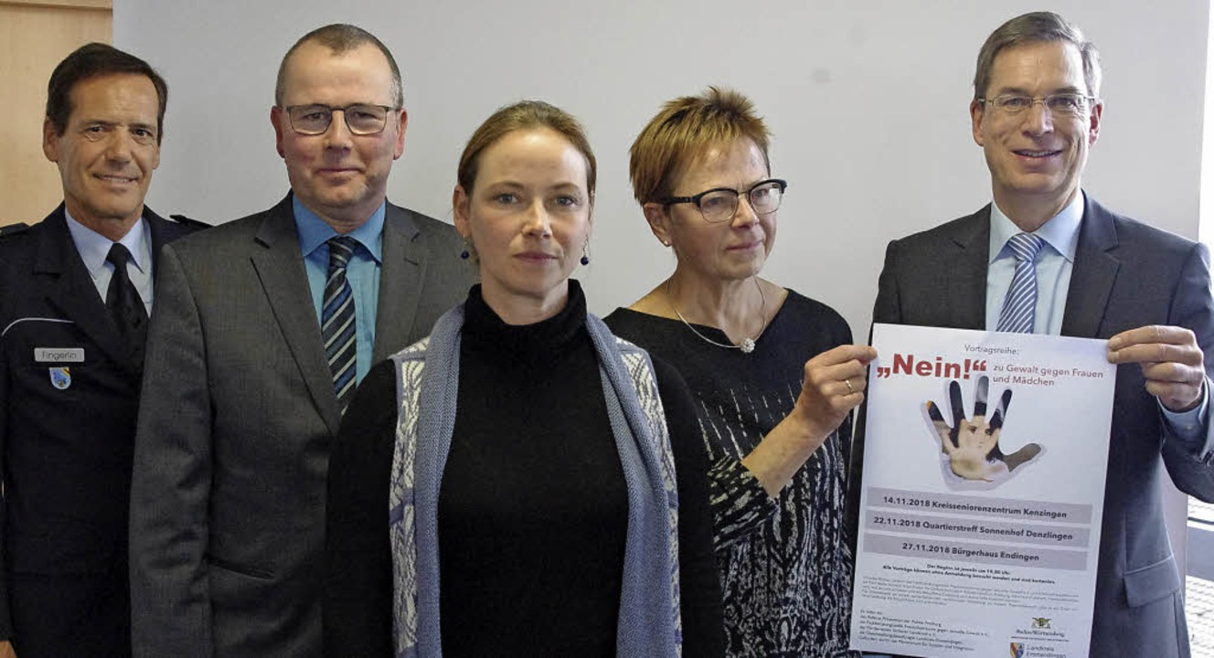 Informationen und Hilfestellung sollen...chneider und  Hanno Hurth (von links).    Foto: Annika Sindlinger