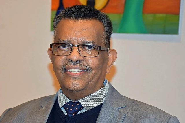 Eritreer, der vor 38 Jahren nach Deutschland kam: