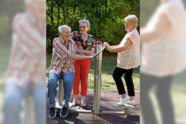 Starke Stimme für Senioren