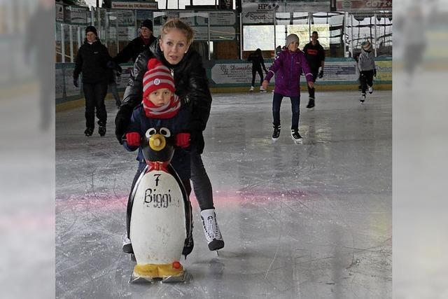 Eishalle hat wieder geöffnet