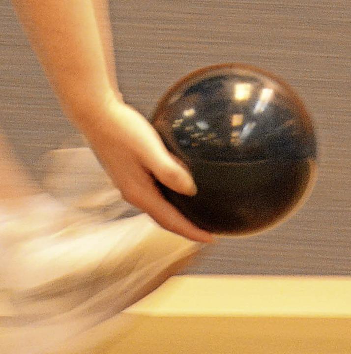 Roll Kugel, roll  | Foto: P. Seeger