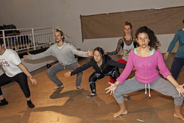 Tanz als gemeinsame Sprache