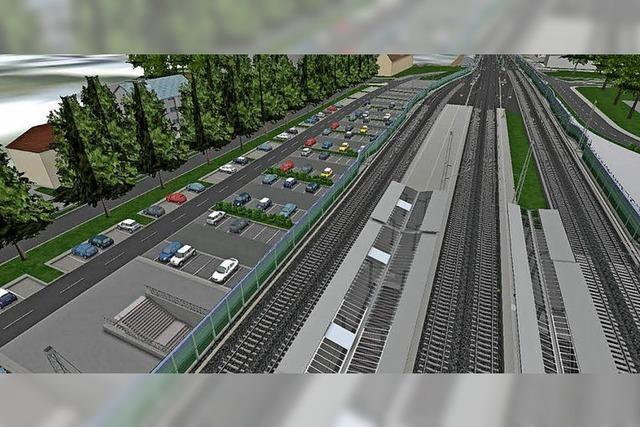 Bahnpläne werden konkret