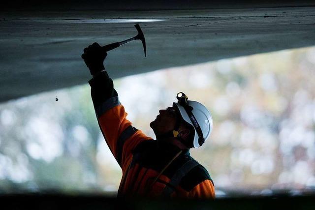 Arbeitslosenquote sinkt unter die Fünf-Prozent-Marke