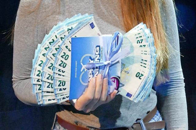 19-Jährige gewinnt 2000 Euro bei Bad Säckinger Version von