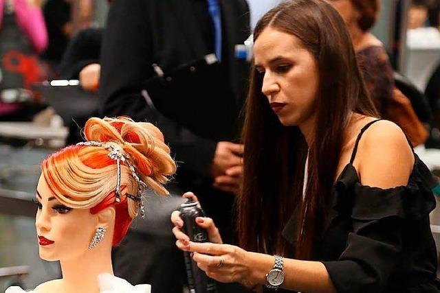 24-jährige Schwörstädterin ist Deutschlands beste Friseur-Auszubildende