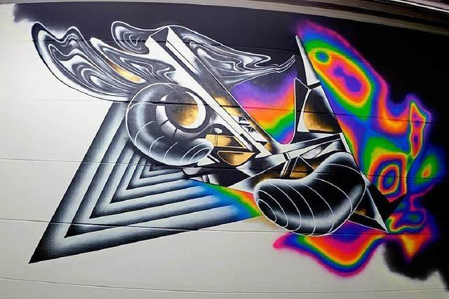 Graffiti – eine Kunstform zwischen Illegalität und Kommerz