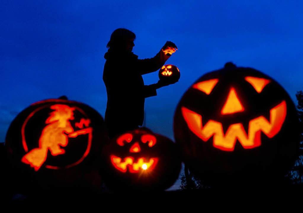 Warum feiern Menschen Halloween?  | Foto: dpa
