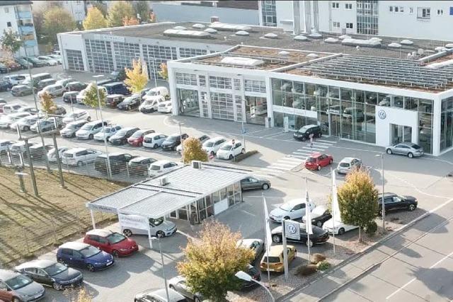 Autohaus Stoll übernimmt nach Plan-Insolvenz zwei neue Standorte in Lörrach und Binzen