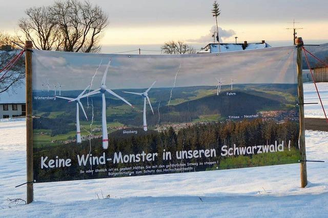 Windkraft vor der stärksten Böe?
