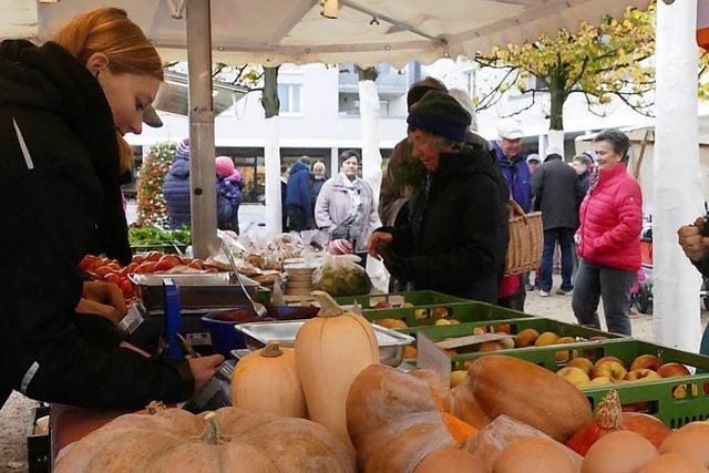 Bad Krozingen hat einen weiteren Wochenmarkt