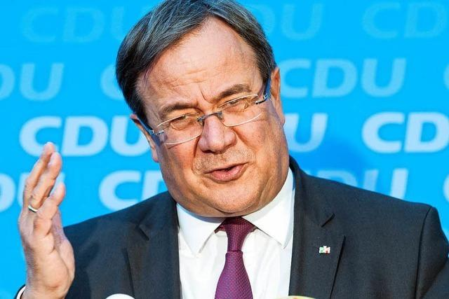 Laschet bewirbt sich nicht um Parteivorsitz