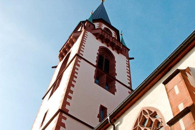 Wer waren die Heiligen, die den Kirchen rund um Emmendingen ihren Namen gaben?