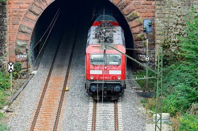 Von Donnerstag an fährt die Höllentalbahn wieder von Freiburg nach Himmelreich