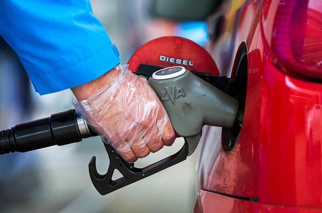 Gestiegen Benzin- und Heizölpreise treiben die Inflation an.    Foto: dpa