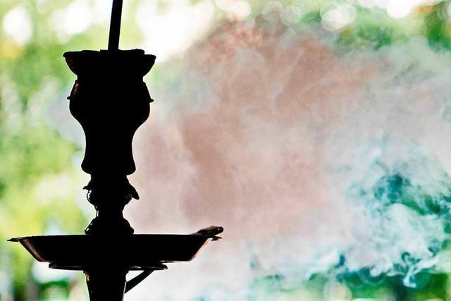 Die Shisha rettet die Tabakpflanzer in Südbaden