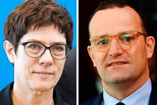 Spahn verspricht der CDU