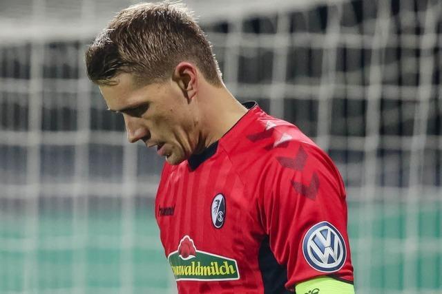Petersen verletzt sich bei Pokal-Aus und fährt nicht mit nach München