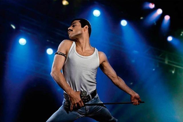 Filmisches Denkmal für Freddie Mercury