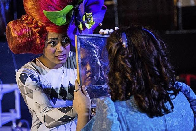 Klassiker der Weltliteratur: Alice im Wunderland als musikalisches Bühnenstück