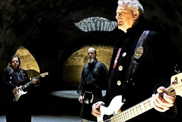 Hulk City gibt am Samstag, 3. November, Konzert in Minis Music Bar in Bad Säckingen