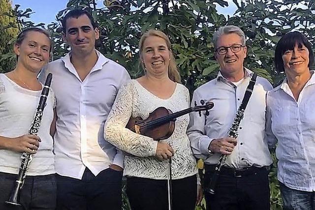 Sechsköpfige Gruppe um Eva Koch gibt am Sonntag, 4. November, Konzertabend in Harpolingen.