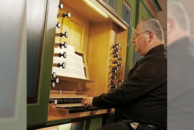 Eine Orgel entführt in andere Welten