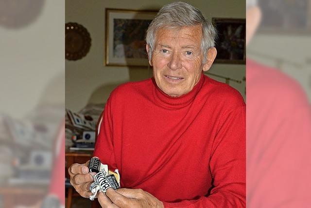 Gottfried Nauwerck blickt auf ein bewegtes Leben zurück
