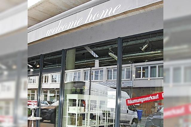Welcome Home sagt Weil Goodbye