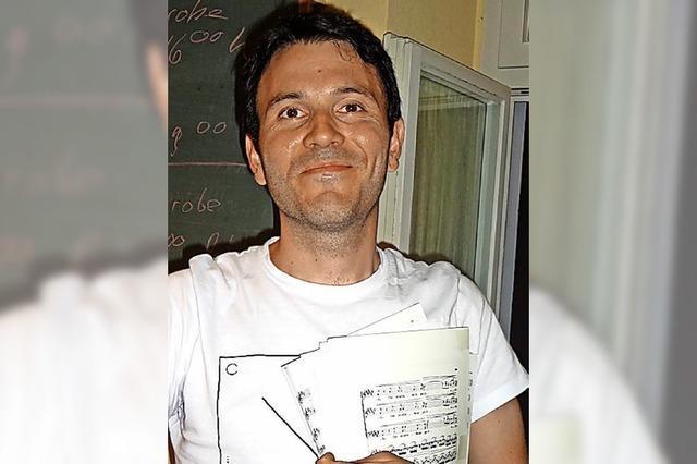 Dirigent Nastev zieht es nach Spanien