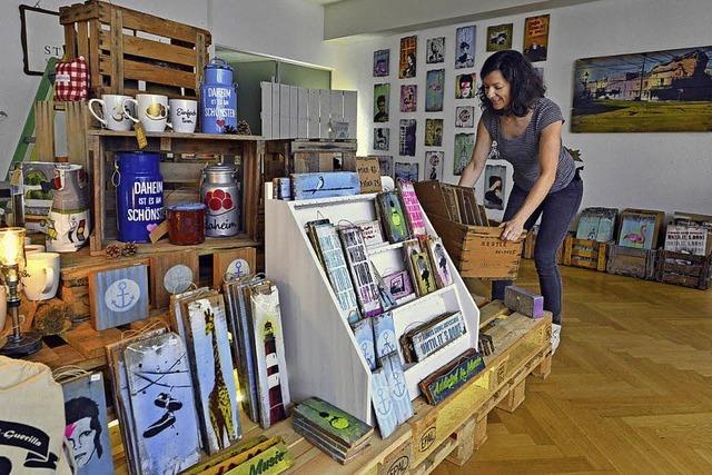 Der Verein Kulturaggregat öffnet einen Pop-up-Store für Künstler