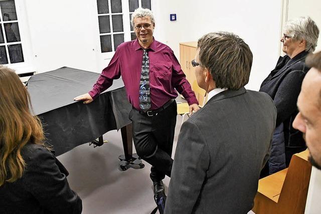 Neubau der Musikschule eingeweiht