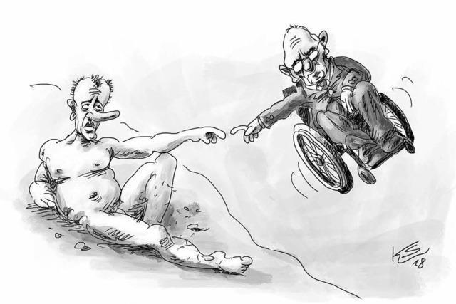 Die Erschaffung eines CDU-Vorsitzenden