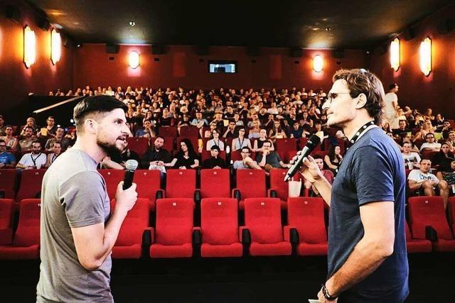 fudder stellt Freiburgs Start-up-Gründer im Cinemaxx vor