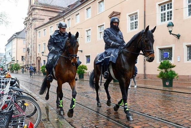 Innenminister Strobl schnürt umfassendes Freiburg-Paket