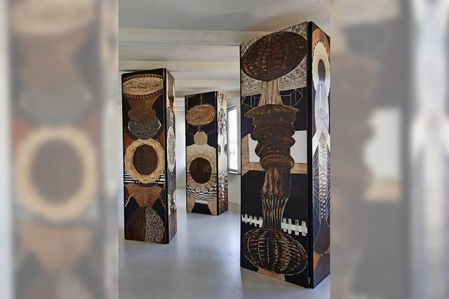 Ausstellung von Marianne Hopf