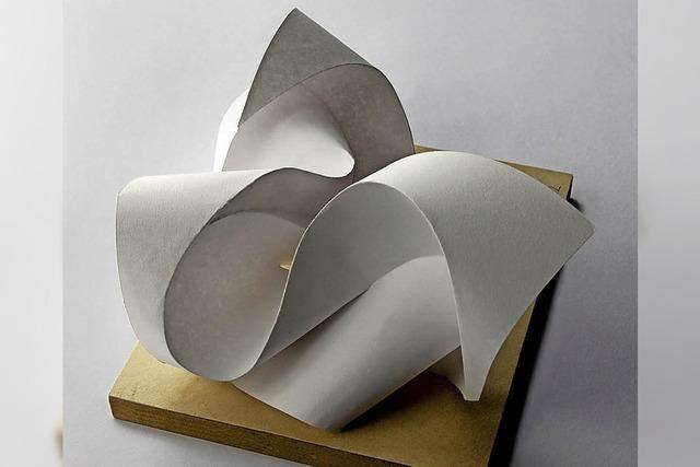 Ausstellung zum André-Evard-Preis