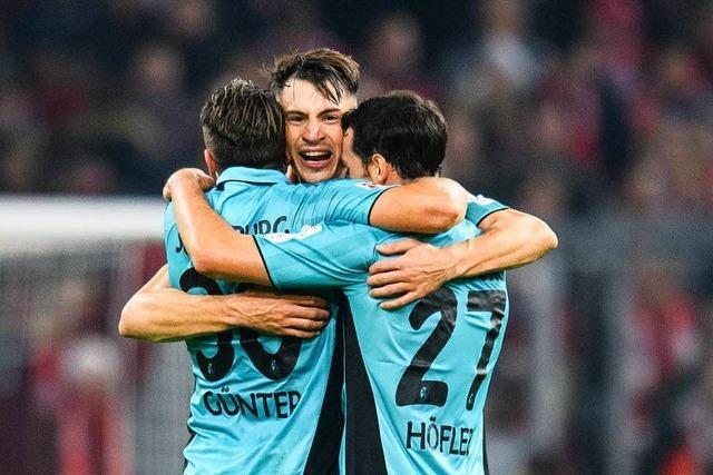 SC Freiburg punktet erstmals seit 21 Jahren in München